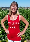 Women's Tank Top - Red